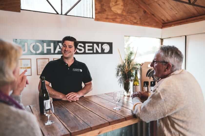 Johansen Wines Cellar Door